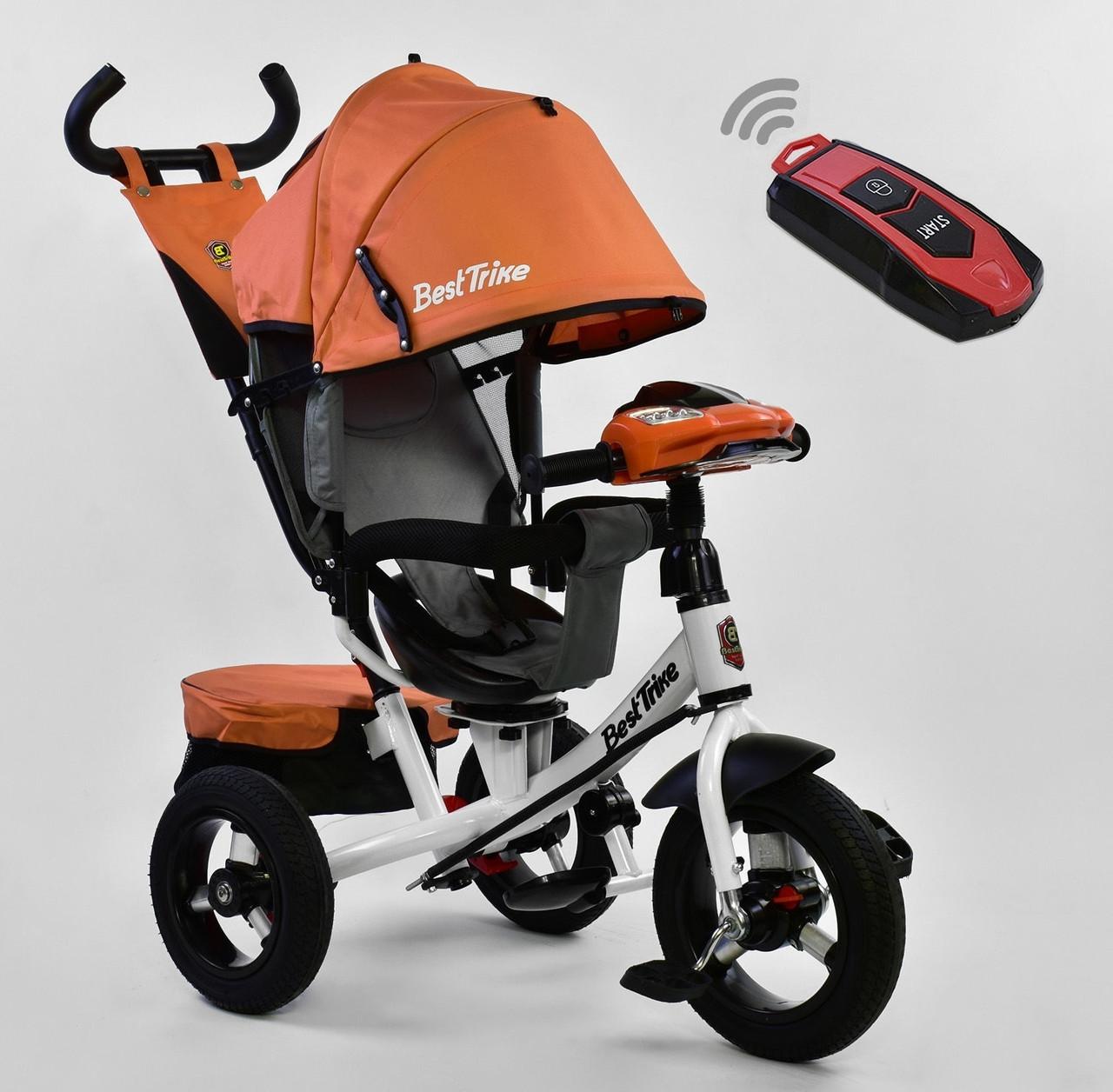 Best Trike Велосипед Best Trike 7700 B 6090 New Orange / Black (7700 BN)