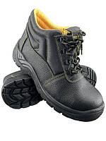 Ботинки рабочие REIS BRYES-T-OB REIS 42 Черный, КОД: 182982