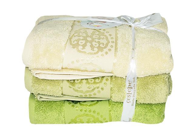 Лицевые полотенца Cestepe Micro Delux