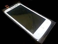 Тачскрин сенсор для Lenovo A516 белый