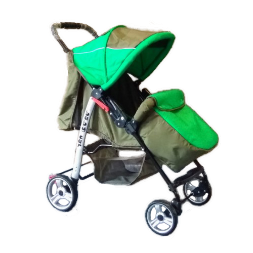 Trans Baby Прогулочная коляска Trans Baby Baby Car Olive / Green (BaCar 12/96)