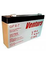 АКБ VENTURA GP 6-7 ( 6В, 7Ач )