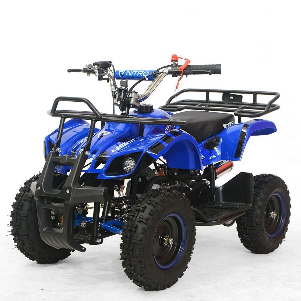 PROFI Квадроцикл PROFI HB-EATV800N-4S V2 Синий (HB-EATV800N-4S V2)