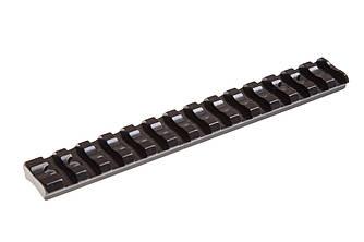 Шина-адаптер с призмой Weaver 21 мм Steyr Mannlicher M, Luxus L, M, S черного цвета