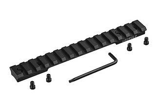 База Leupold Backcountry Cross-Slot Browning AB3 LA1-pc Matte черного цвета