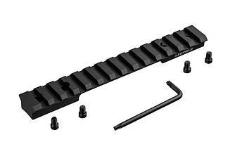 База Leupold Backcountry Cross-Slot Winchester XPR SA 1-pc Matte черного цвета