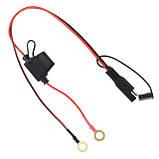 Зарядное устройство 6/12В, 2А, 230В, максимальная емкость заряжаемого аккумулятора 1.2-60 а/ч INTERTOOL, фото 6