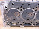 Головка блока цилиндров б/у на Renault 20   2.1D, Renault 20  2.1TD   1980-1983 год, фото 4