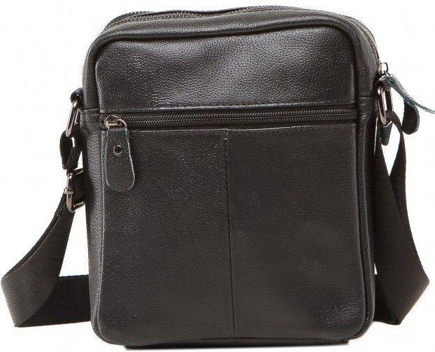 ca2c0fb0747b Сумка мужская Vintage 14621 кожаная Черная, Черный: продажа, цена в ...