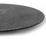 Круг отрезной по металлу INTERTOOL CT-4011, фото 2