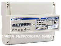 Электросчетчик Энергомера ЦЭ 6803В/1 1Т 220В 10-100А М7Р31 трехфазный однотарифный