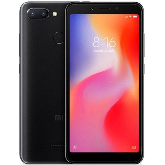 Смартфон Xiaomi Redmi 6 3/64 Black Global Version