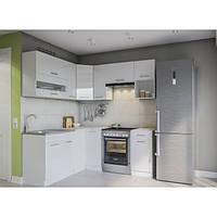"Модульная кухня ""Алина"" Світ меблів  лак 2 м."