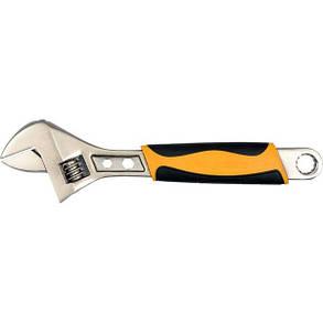 Ключ розвідний l=300 мм (54073 Vorel), фото 2