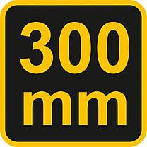 Ключ розвідний l=300 мм (54073 Vorel), фото 3