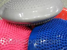 Масажна подушка (гума, d-33 см * 5 см), фото 3