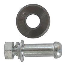 Колесо змінна для плиткоріза з віссю INTERTOOL HT-0348