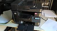 Монохромное лазерное МФУ HP Laserjet pro m1225dn №1