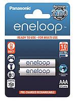 Акумулятор Panasonic Eneloop AAA 750 2BP mAh NI-MH 2шт