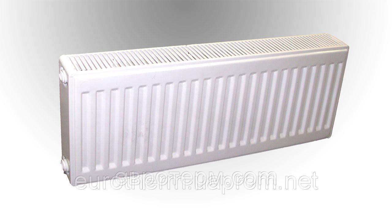 Стальные радиаторы EUROTHERM тип 22 300*800
