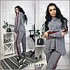 Женский ангоровый костюм спортивный