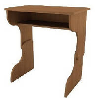 Стол письменный для детей, парта Малыш, регулируемая высота, фото 1
