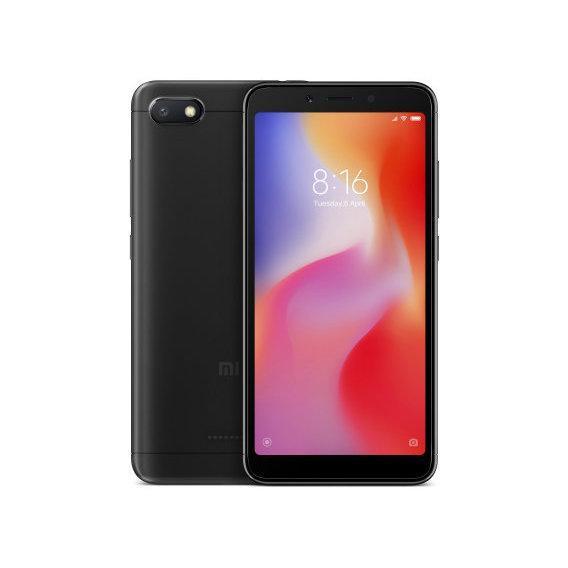 Смартфон Xiaomi Redmi 6A 2/32Gb LTE Black Global Version