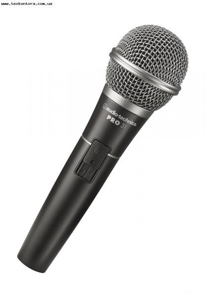 Микрофон для вокала Audio-Technica PRO31QTR