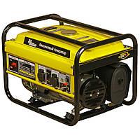 ⭐ Генератор бензиновый 2,5 кВт Кентавр КБГ258а ручной стартер (AVR)