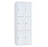 Ячеечные шкафы ШО-300/2-6 (6 ячеек 500х300хН600 мм), камера хранения для магазина, локер