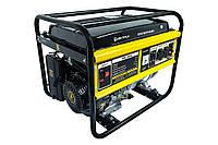 ⭐ Генератор бензиновый 5 кВт Кентавр КБГ 505а ручной стартер