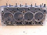 Головка блока цилиндров б/у на Renault Espace  2.1TD   1984-1996 год, фото 3