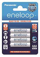 Акумулятор Panasonic Eneloop AAA 750 2BP mAh NI-MH 4шт