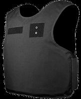 Жилет U.S.ARMOR Ranger 100 Medium Black (без защиты) черного цвета