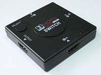 Коммутатор HDMI Switch 3x1