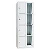 Ячеечные шкафы ШО-300/2-8 (8 ячеек 500х300хН450 мм), камеры хранения для магазина, локеры