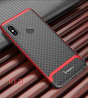 Чохол Ipaky для Xiaomi Mi A2 / Mi 6X бампер Red оригінальний