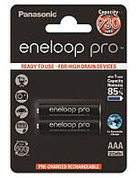 Акумулятор Panasonic Eneloop Pro AAA 930 mAh 2BP 2шт
