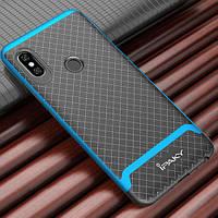 Чохол Ipaky для Xiaomi Mi A2 / Mi 6X бампер Blue оригінальний