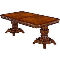 Стол раскладной деревянный Р718 орех 250*110