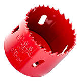 Коронка по металлу биметаллическая 51 мм INTERTOOL SD-5651, фото 2