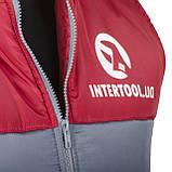 Жилет с логотипом L INTERTOOL SP-2013, фото 4