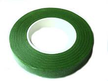 Тейп лента 12мм зеленая