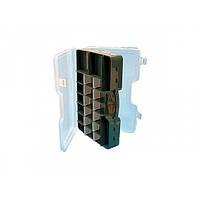 Коробка рыболов.двухсторон. Salmo Double Sider 290х200х60 / Коробка для рыбацких снастей