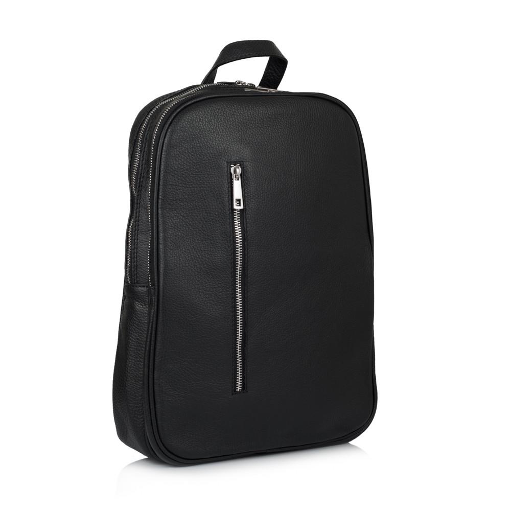 932b8e36e710 Рюкзак Virginia Conti VCM01347black кожаный Черный: 605515226