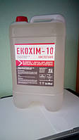 ЭКОХИМ 10 средство для снятия накипи в бойлерах, котлах, трубах, фото 1