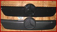 Зимняя накладка на решетку Mercedes Vito W638