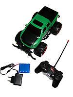 Радиоуправляемый джип М+ черно-зеленый (HB-DC13-14)