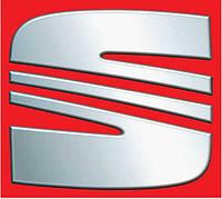 Накладки из нержавеющей стали для а/м SEAT