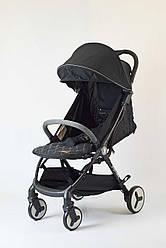 Прогулочная коляска Yoya Care Future Черная (YW3544656)